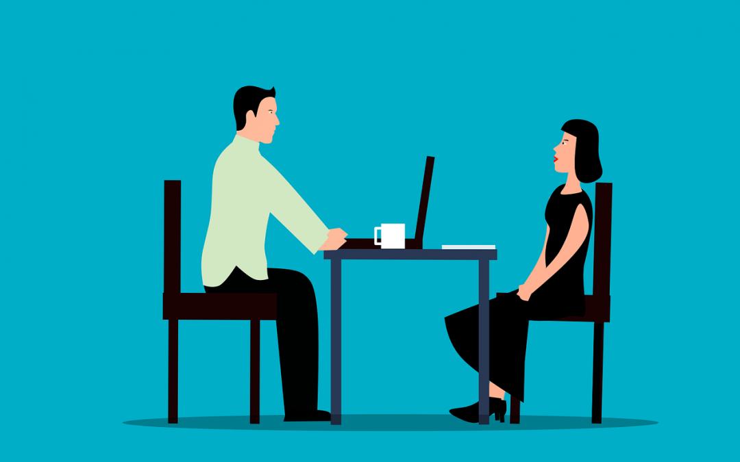 Comment faire un entretien d'embauche quand on est en poste?